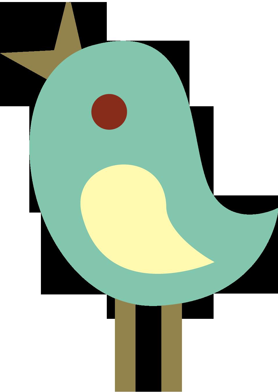 958x1350 Free Clip Art Birds