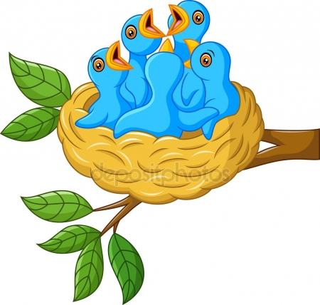 450x428 Bird Nest Stock Vectors, Royalty Free Bird Nest Illustrations