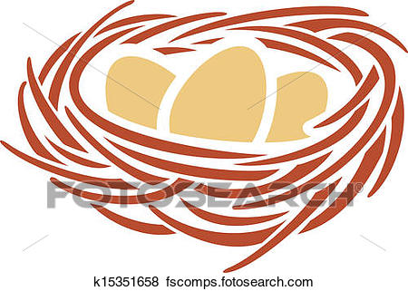 450x321 Bird Nest Clip Art And Illustration. 3,515 Bird Nest Clipart