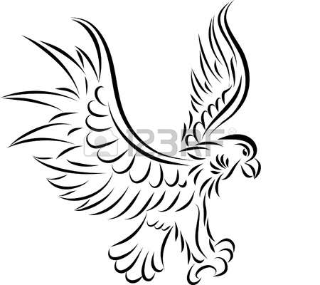 450x400 Eagles Nest Clipart