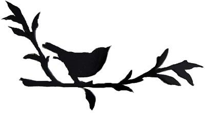 400x222 Bird Silhouette