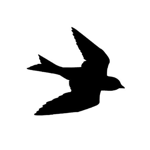 504x504 Best Flying Bird Silhouette Ideas 3 Birds