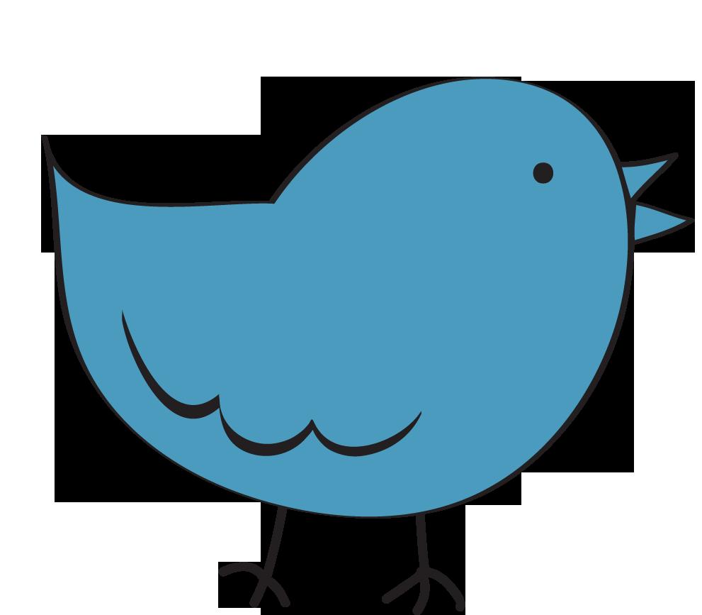 991x867 Bird Clipart Image Clip Art Cartoon Of A Blue Bird Standing Up 2