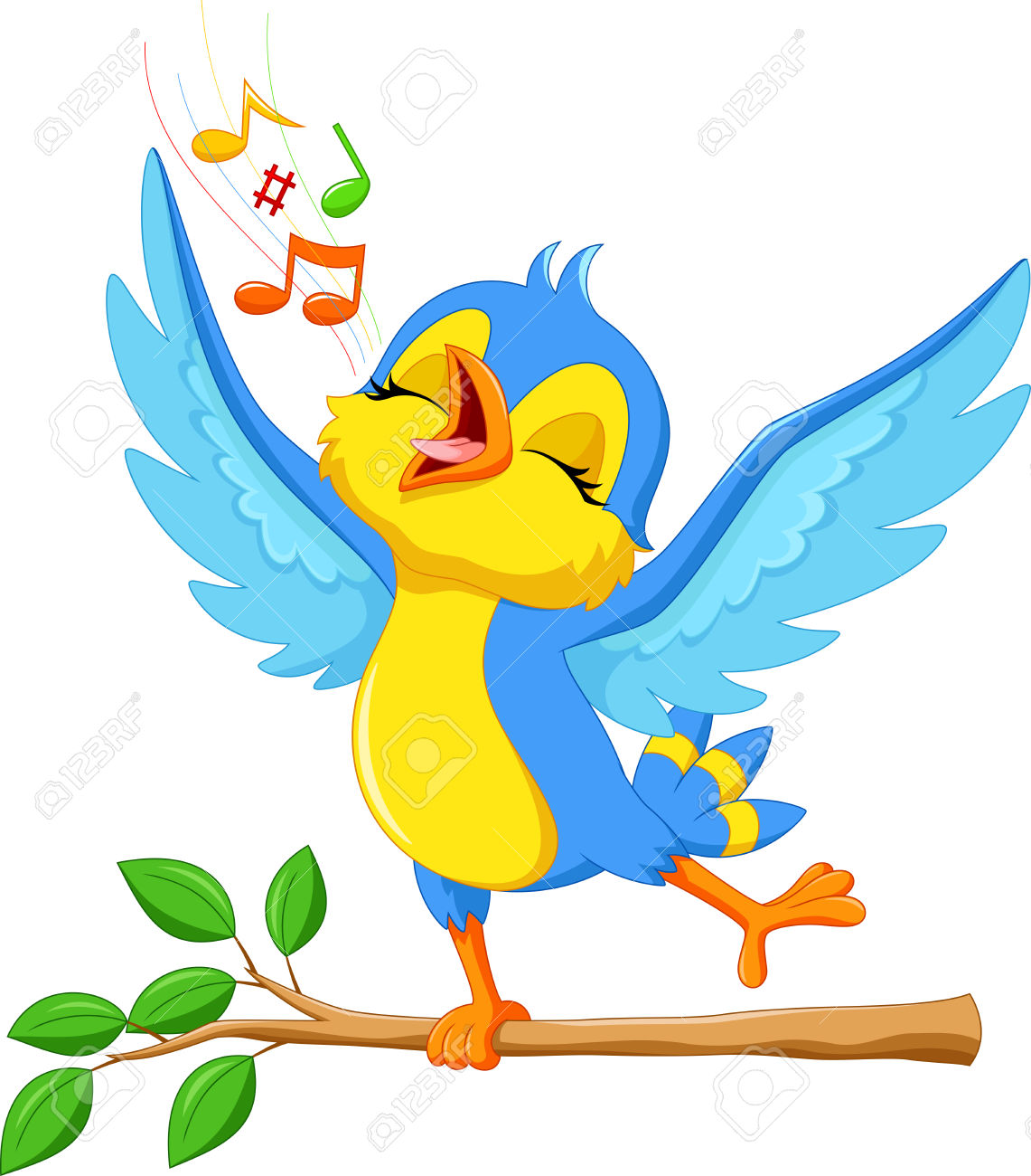 1141x1300 Bird Singing Clipart, Explore Pictures
