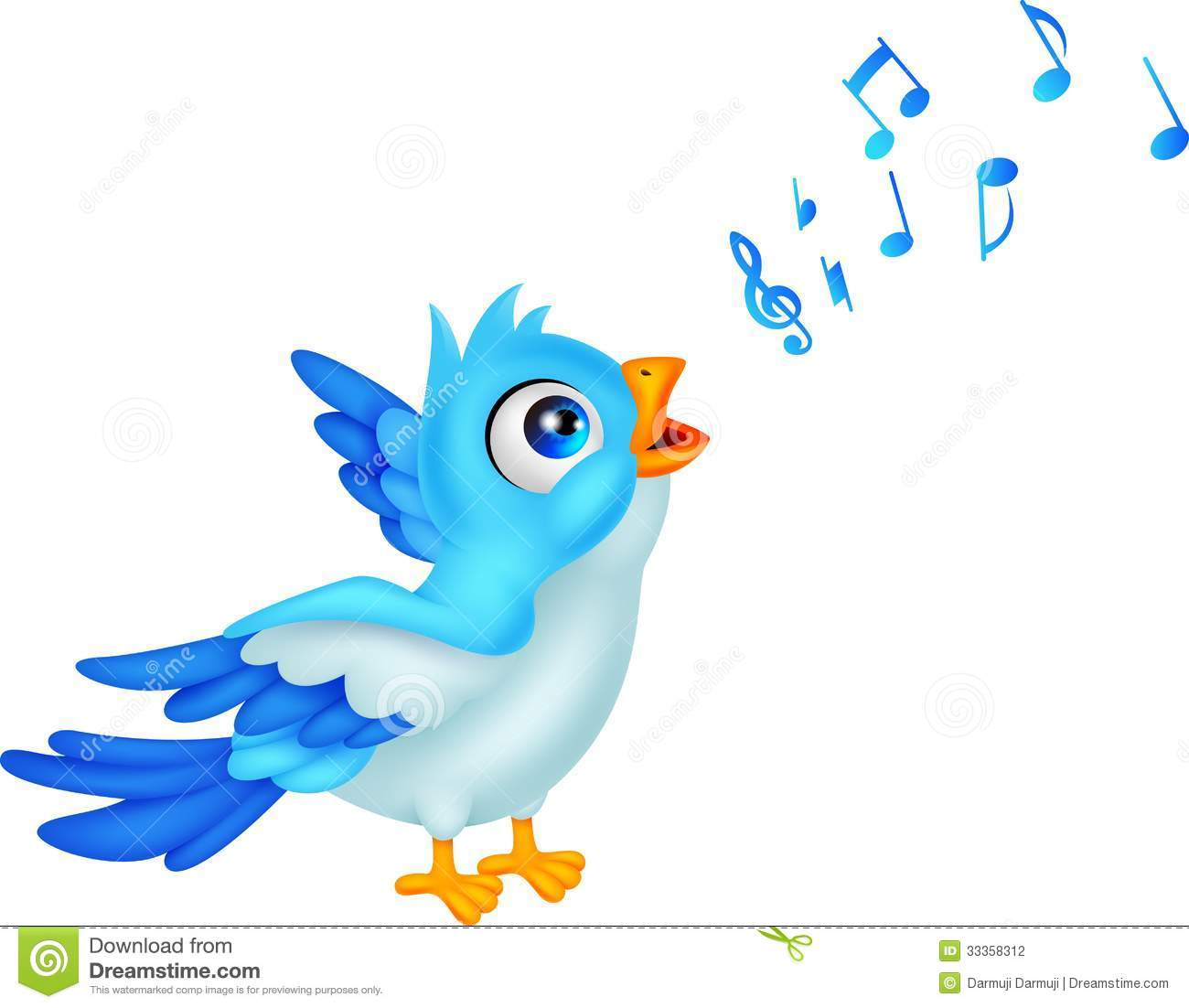 1300x1102 Bluebird Clipart Bird Sing