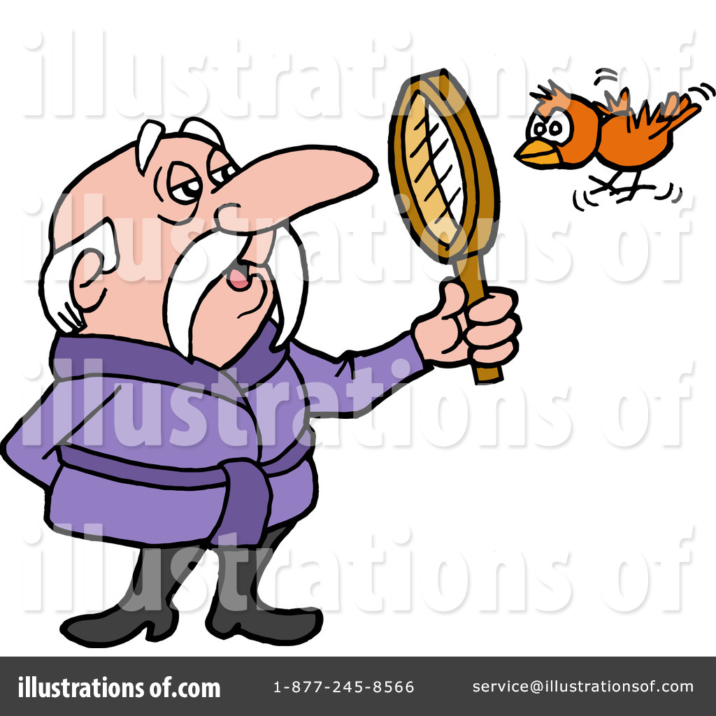 1024x1024 Bird Watching Clipart