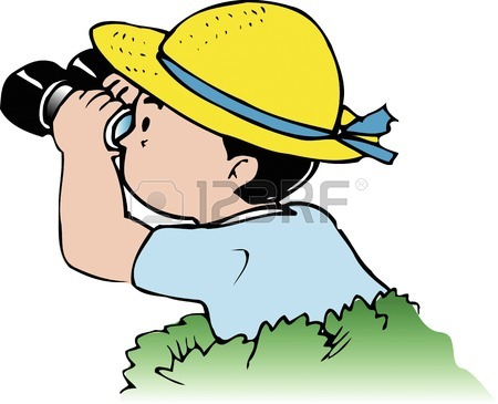 450x365 Birdwatching Clip Art Cliparts