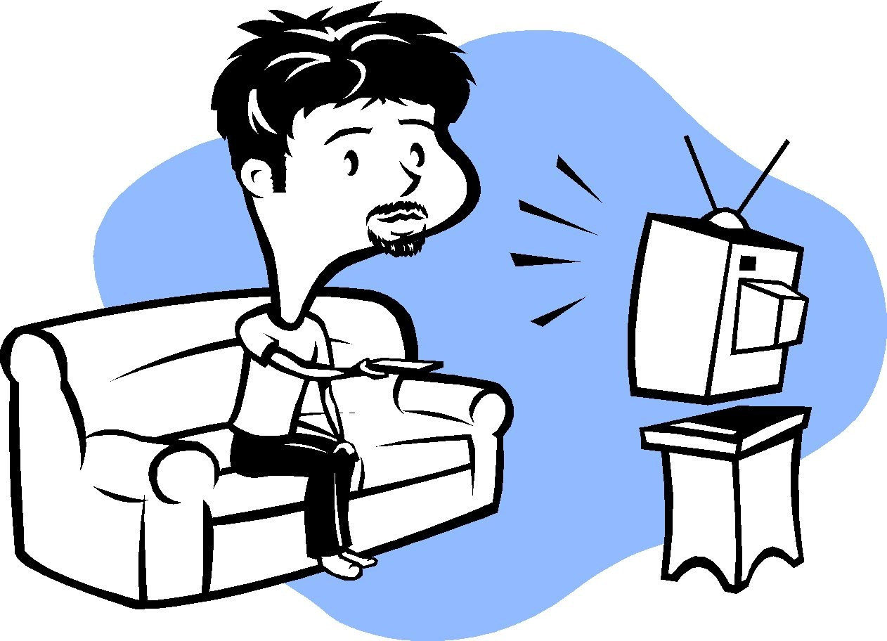 1262x912 Watching Clipart
