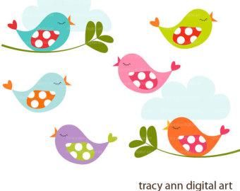 340x270 Bird Clipart Little Birds Clip Art Baby By Winchesterlambourne