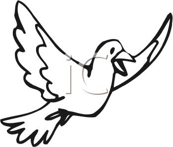 350x298 Royalty Free Bird Clip Art, Bird Clipart