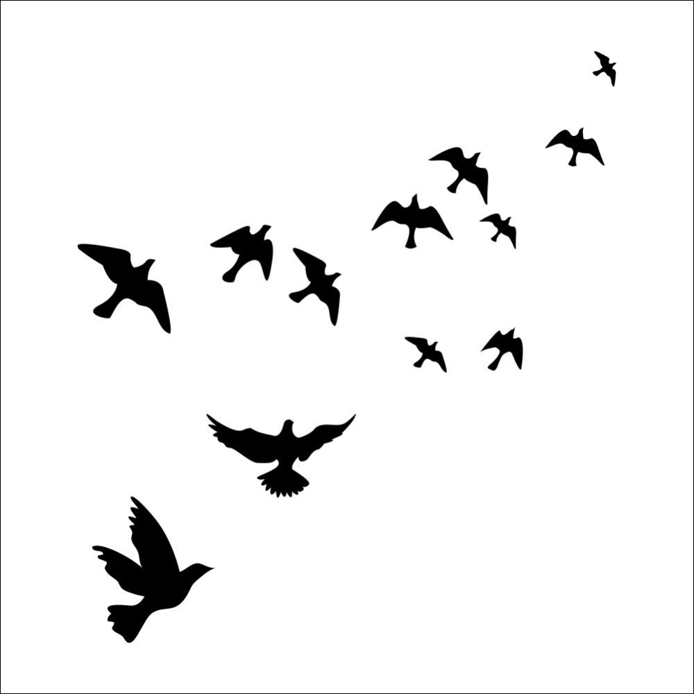 1000x1000 Art Of Flying Birds Best Bird 2017