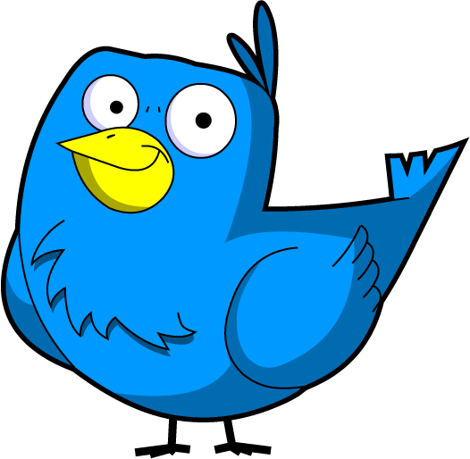 526x514 Cartoon Bird Clipart