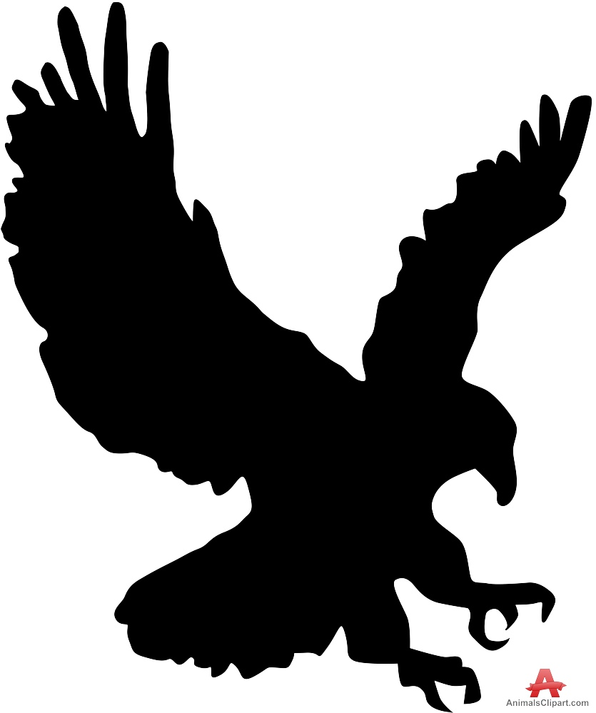 835x999 Bird Of Prey Clipart Flight Silhouette Clip Art