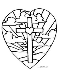 236x313 Easter Coloring Page For Kids, He Is Risen The Blog Has