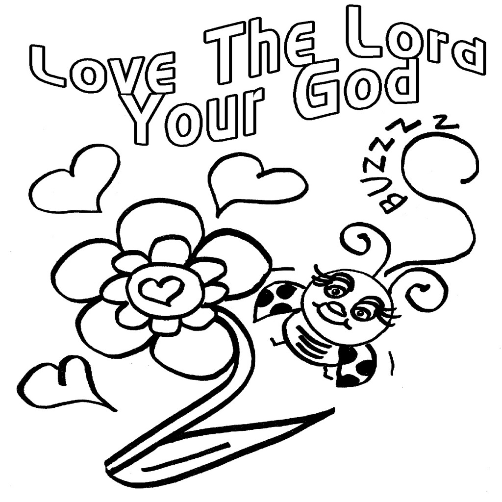 1024x1024 Jesus Rose From The Dead Coloring Page