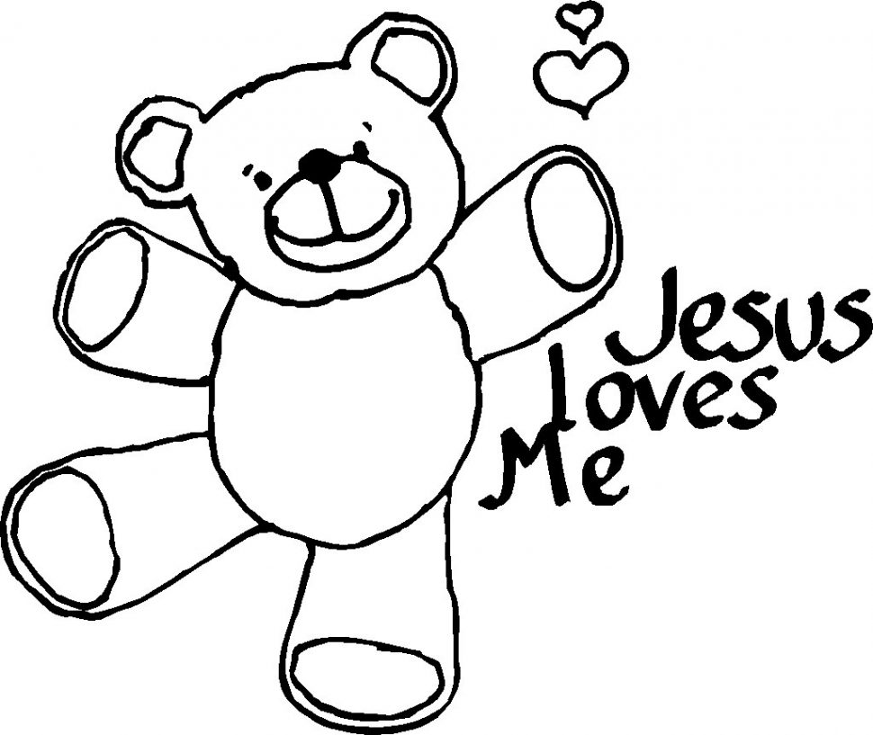 970x817 Other Jesus Coloring Pages He Loves Me Jesus Coloring Pages Others