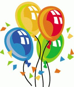 257x300 18 Best Balloon Clip Art Images Pictures, Happy