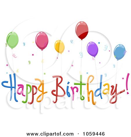 450x470 Birthday Party Clip Art