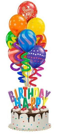 236x548 Happy Birthday Balloons Birthdays Happy Birthday