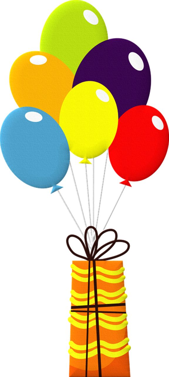 Birthday Balloons Images