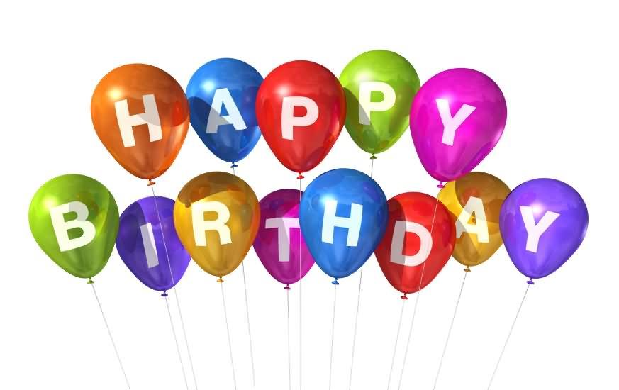 873x550 20 Wonderful Birthday Balloons