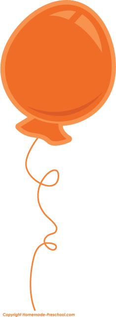 235x639 Free Birthday Balloons Clipart
