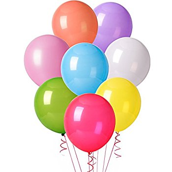 350x350 Creative Converting Birthday Balloons Giant Party