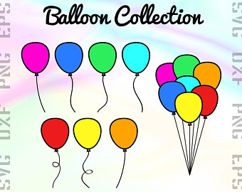 340x270 Balloon Png Etsy