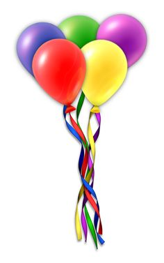 236x377 Colorful Balloons Png Clip Art Image Art
