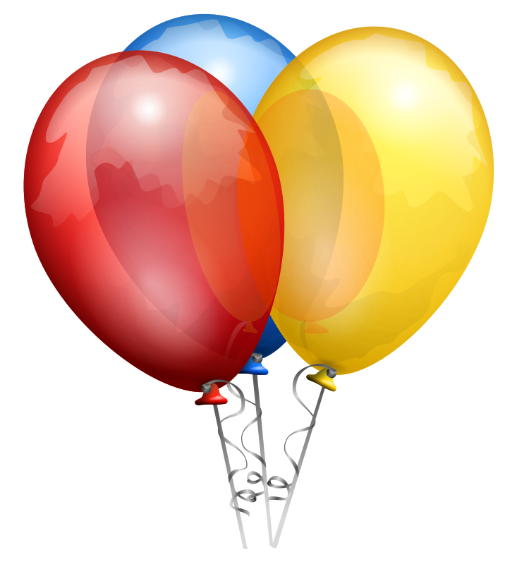 733x800 Balloon Birthday Clipart Pictures Royalty Free Clipart Pictures Org