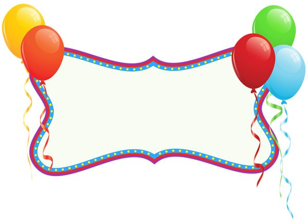 600x436 1134 Best Birthday Clip Art Images Clip Art