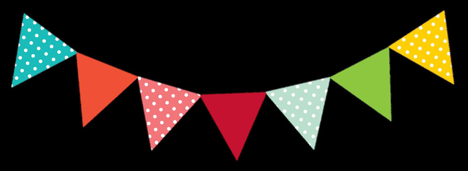 1600x587 Carneval Clipart Flag Banner