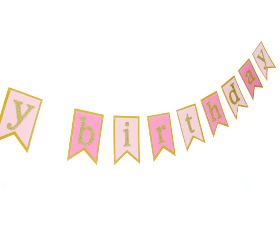 570x507 Pendent clipart birthday banner