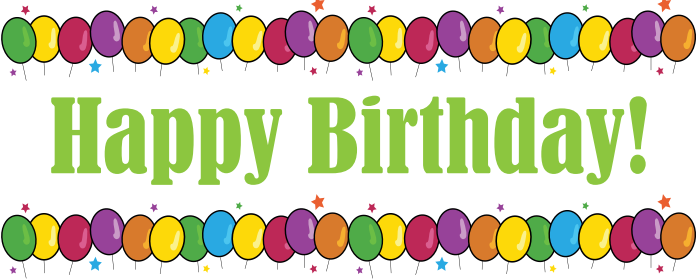 700x280 Birthday Banner Clip Art