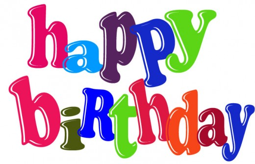 520x334 Free Birthday Clip Art Images