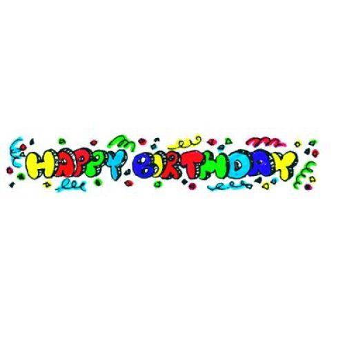 500x500 Happy Birthday Border A Cliparts