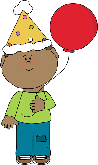 326x550 Birthday Boy Clip Art