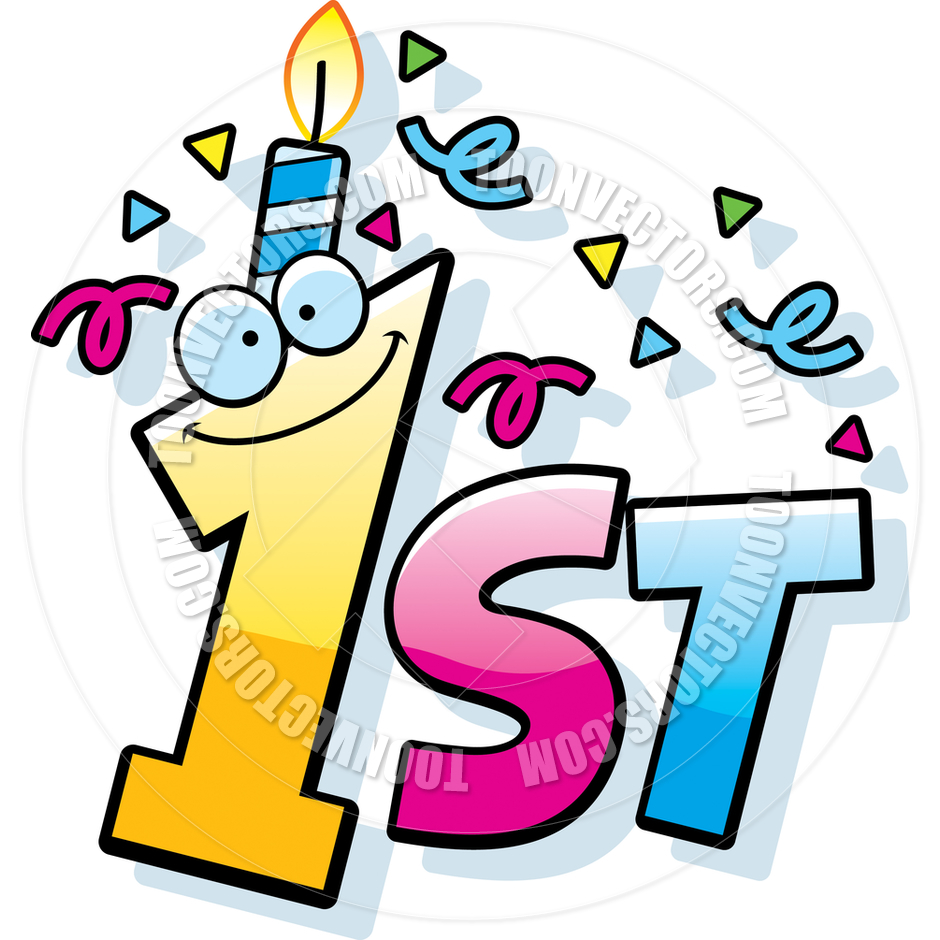 940x940 Clipart Happy 1st Birthday Boy