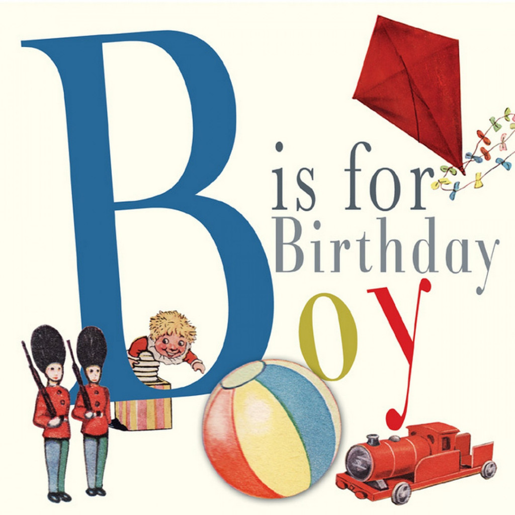 1024x1024 Happy Birthday Images for Boys