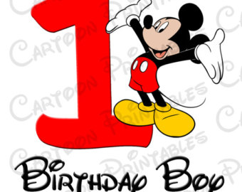 340x270 Mickey Mouse clipart birthday boy