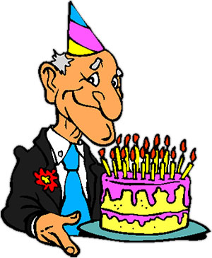 300x365 Free Birthday Clipart