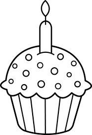 186x271 Birthday Cake Clip Art Black Clip Art Clip Art