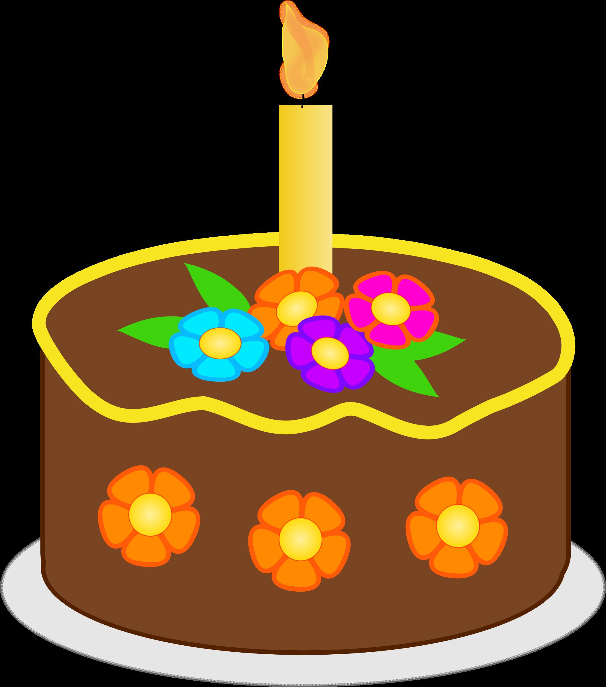 2078x2356 Falling Clipart Birthday Cake