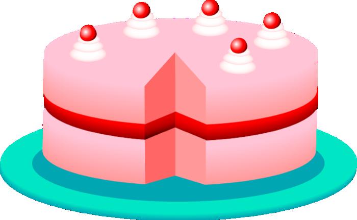 700x431 Top Birthday Cake Clip Art Free Clipart Spot
