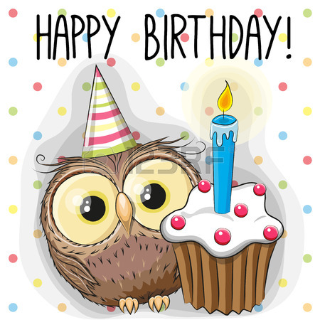 450x450 Cake Clipart Owl