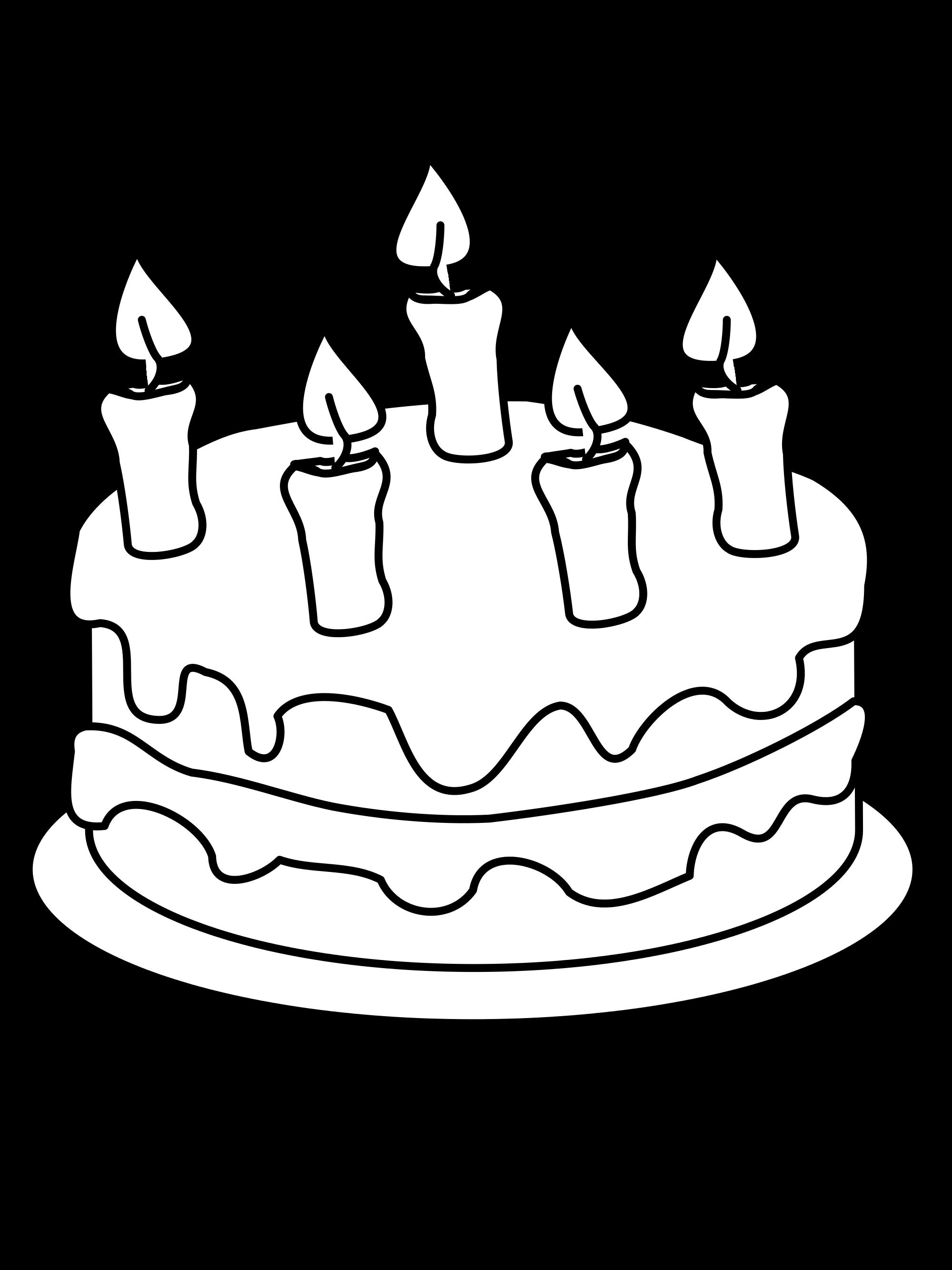 2000x2667 Filedraw This Birthday Cake.svg