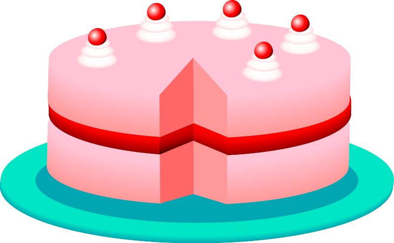 800x493 Birthday Cake Art Cake Birthday Clipart 4 Cakes 3