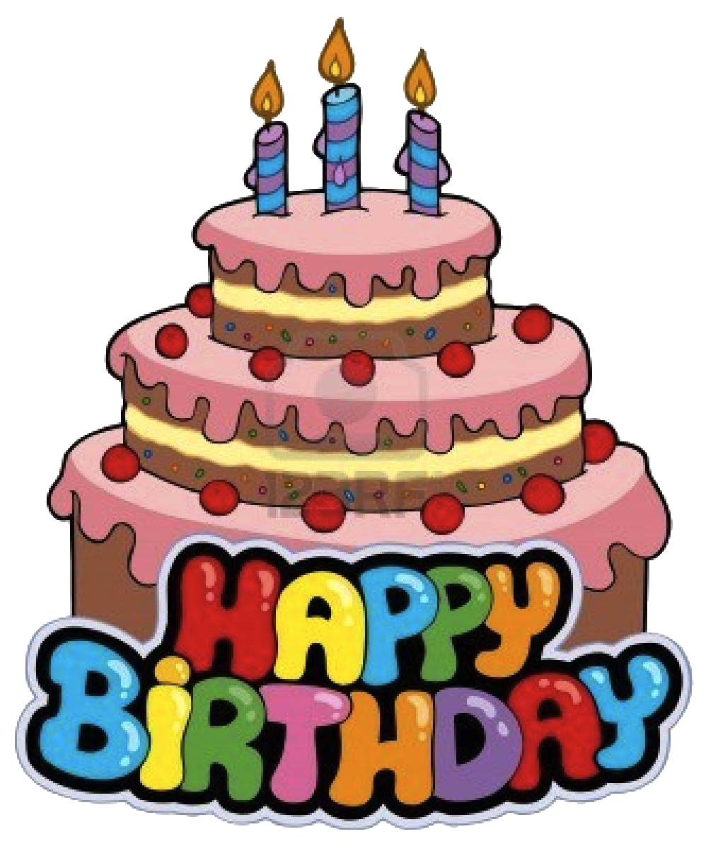 Birthday Cake No Background Free Download Best Birthday Cake No
