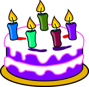 298x291 Birthday Cake Clipart Images