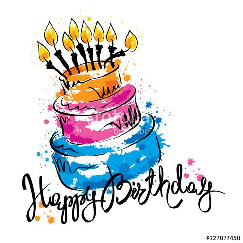 500x500 4802 Best Clip Art Happy Birthday, Etc Images